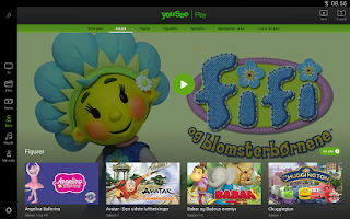 Screenshot of YouSee Play Tv & Film