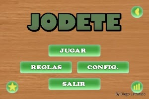 Screenshot of Jodete