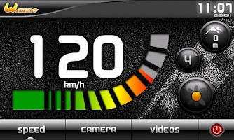 Screenshot of Wizzmo Car System