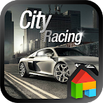 CityRacing LINE Launcher theme 4.1 Apk