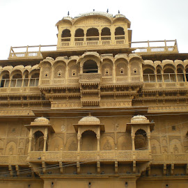 by DrKaushal Shah - Buildings & Architecture Architectural Detail