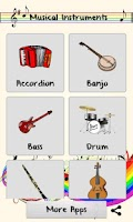 Screenshot of Musical Instruments