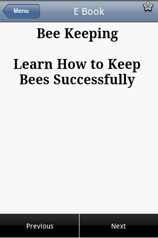 Beekeeping: A Simple Guide