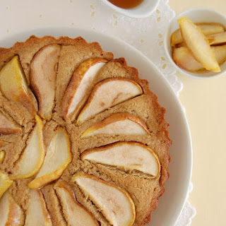 Pear And Honey Cake