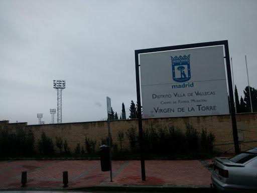 Campo De Futbol Virgen De La Torre