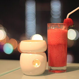 Strawberry Juice by Benny Prayitno - Food & Drink Alcohol & Drinks