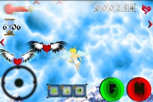 Screenshot of 7 Hearts (Sniper, Arrow, Bow)