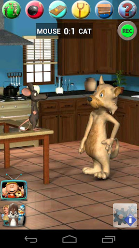 淺談貓VS。鼠標