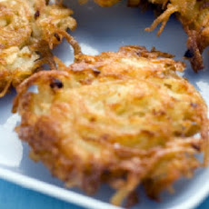 Sweet Vidalia Onion Latkes