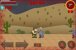 Screenshot of Survive Lite