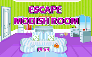 Screenshot of Escape Modish Room