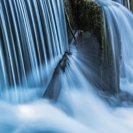 Waterfall Vede by Stanislav Horacek - Nature Up Close Water