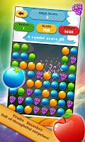 Screenshot of Fruit Smasher