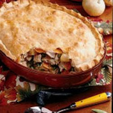Deep-Dish Chicken Potpie