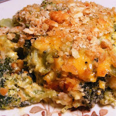 Yummy Broccoli Bake