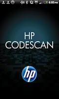Screenshot of HP CODESCAN