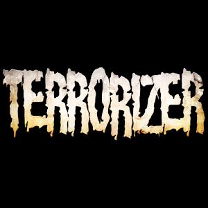 Cover art Terrorizer Magazine