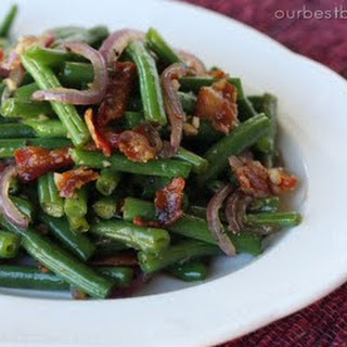 Caramelized Green Beans