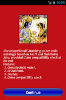 Screenshot of Kundli Matcher - Astrology App