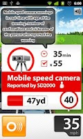 Screenshot of Speed Cams Wikango HD v4.3.2