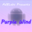 GO Locker AdBlabs Purple Wind icon