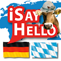 iSayHello German - Bavarian icon