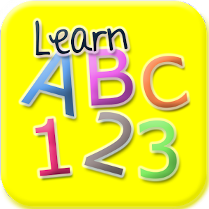 Kids Learn Alphabet & Numbers Icon