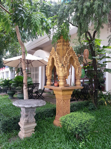 Angkor Holiday Hotel Pagoda