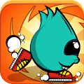Game Running Rico: Alien vs Zombies version 2015 APK