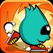 Free Running Rico: Alien vs Zombies APK for Windows 8