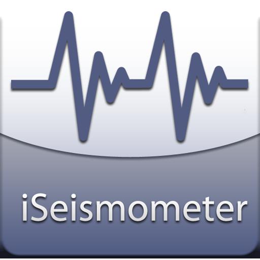 地震計アプリ - iSeismometer 教育 App LOGO-硬是要APP
