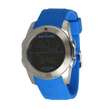 Rip Curl - Pipeline World Tide ATS (Blue) - Jewelry