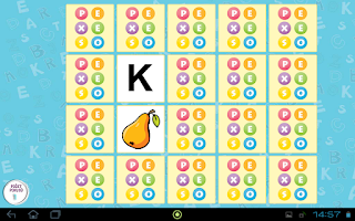 Screenshot of Abeceda pro děti - výukové hry