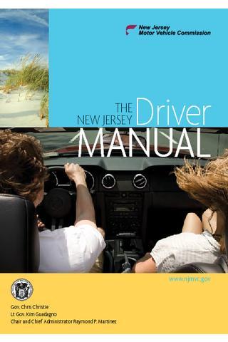 【免費書籍App】New Jersey Driver Handbook-APP點子