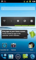 Screenshot of Holo Launcher Plus