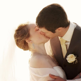 The First Kiss EVER by Sarah Silliman - Wedding Ceremony ( love, kiss, first kiss, wedding, the, romance, ever, very )