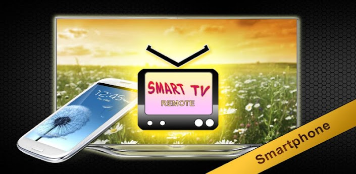 Smart TV Remote Control + DLNA v2.8.3.1