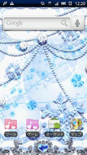 [キラ姫専用テーマ] Snow World