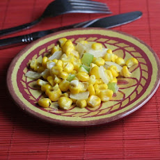 Simple Sauteed Corn