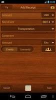 Screenshot of Receipt Ninja - Split Expenses