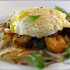Creole Breakfast Stack