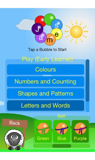 BubbleMaster - Early Learner