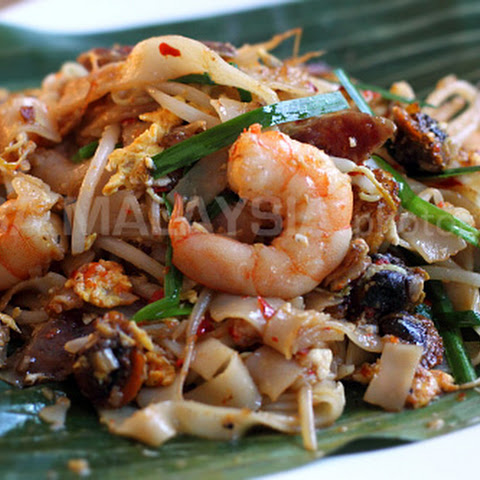 Char Kuey Teow (Penang Fried Flat Noodles) Recipes — Dishmaps