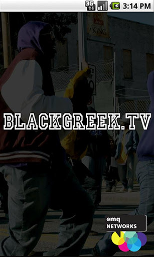 BlackGreek.TV