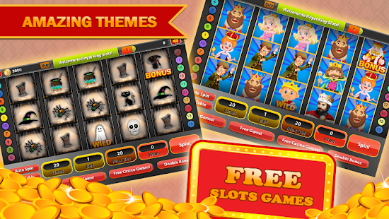 The King Slot Machine - Play for Free in Your Web Browser