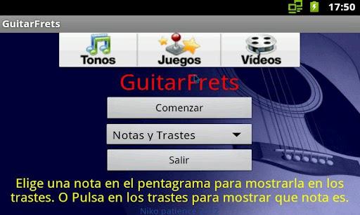 GuitarFrets