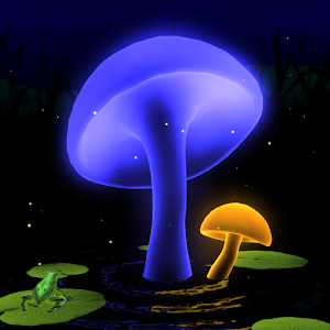 VA Magic Mushrooms 3D