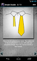 Screenshot of How to Tie a Tie Pro