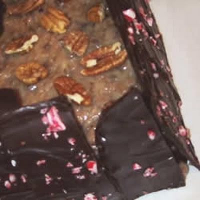 BAKER'S Chocolate-Peppermint Bark
