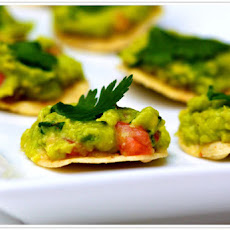 Game Day Tostadas